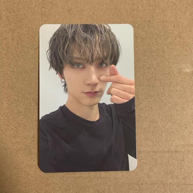 NCT2020 Resonance キノ テン トレカ エンタメ/ホビーのCD(K-POP/アジア)の商品写真