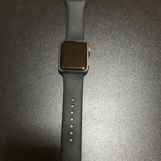 Apple Watch - アップルウォッチ2ステンレス38mm