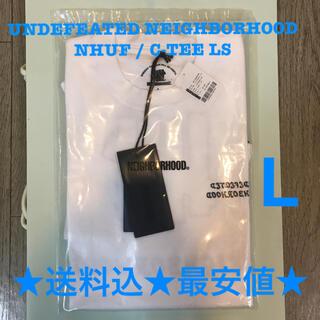 NEIGHBORHOOD - UNDEFEATED NEIGHBORHOOD NHUF / C-TEE LS