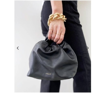 L'Appartement DEUXIEME CLASSE - 【DEMELLIER LONDON】hand bag with chain