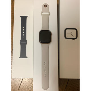 Apple Watch - AppleWatch series4 ステンレスゴールド 44mm