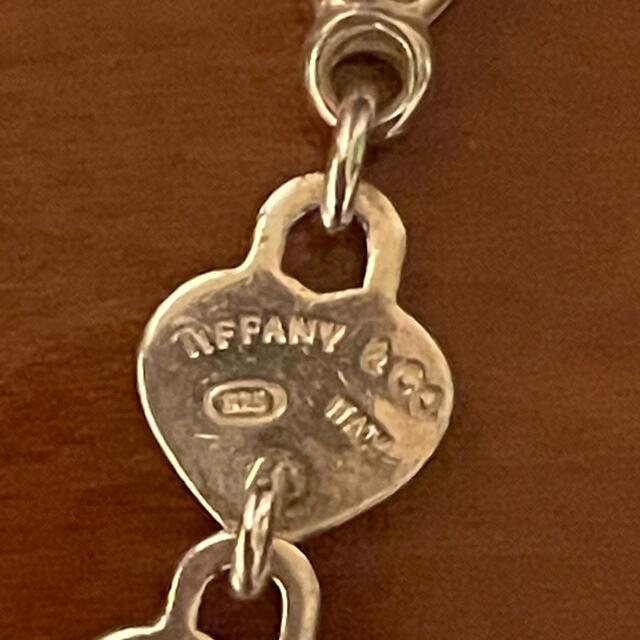 Tiffany & Co.(ティファニー)のティファニー希少♡ハートネックレス レディースのアクセサリー(ネックレス)の商品写真