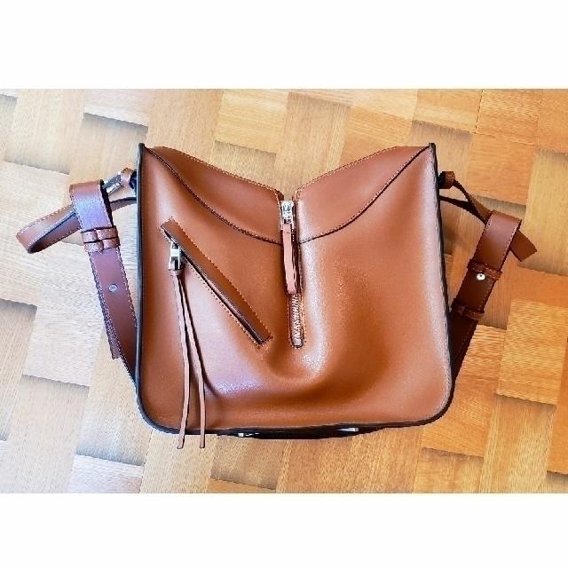 Lapistal(ラピスタル) 牛革ハンモックバッグ レディースのバッグ(ショルダーバッグ)の商品写真