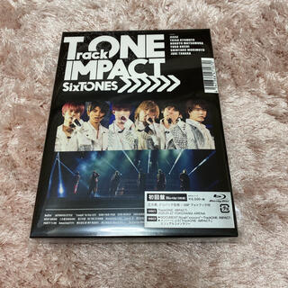 Johnny's - TrackONE -IMPACT-(初回盤) Blu-ray