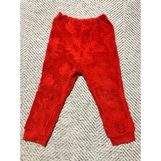 HYSTERIC MINI - ヒスミニ ☆ 赤パンツ ☆ 90cm