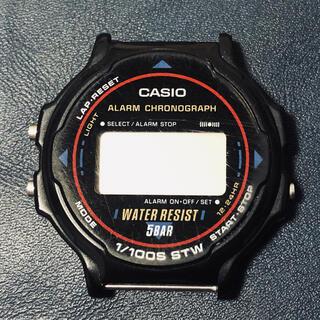 カシオ(CASIO)の【貴重】丸型チープカシオ CASIO W-78  チプカシ(腕時計(デジタル))