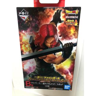 BANDAI - 一番くじ ドラゴンボール トランクス:ゼノ(超サイヤ人ゴッド)