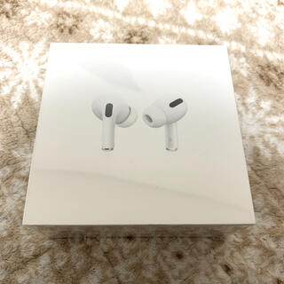 Apple - 【保証未開始 新品未開封】Apple AirPods Pro MWP22J/A