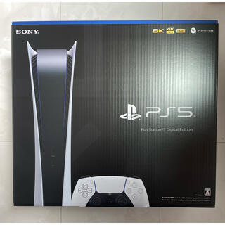 PlayStation - 【新品未使用】PS5 デジタルエディション