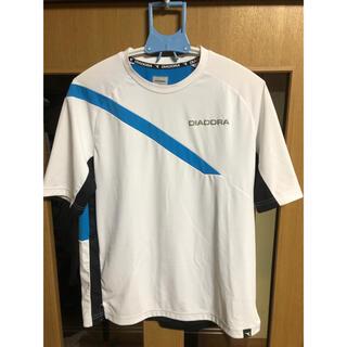 DIADORA - テニスウェア ディアドラ Tシャツ 半袖 スポーツウェア