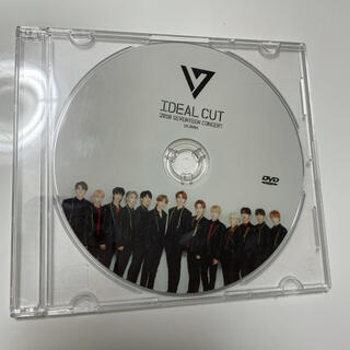 SEVENTEEN    IDEAL CUT DVD