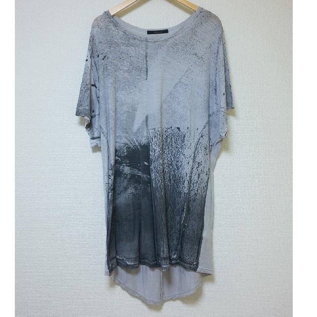 JULIUS(ユリウス)のjulius ユリウス ロングカットソー トップス メンズのトップス(Tシャツ/カットソー(半袖/袖なし))の商品写真