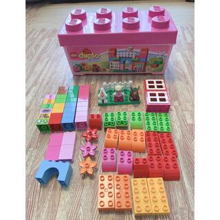 Lego - レゴ デュプロ ピンクのコンテナ