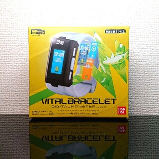 BANDAI - 新品!デジモン:バイタルブレス:デジタルモンスター:バージョン ホワイト