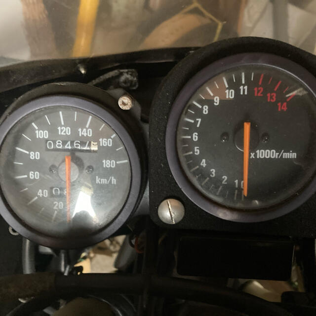 スズキ(スズキ)のRGV250 ガンマ vj22 できたら引き取り限定 自動車/バイクのバイク(車体)の商品写真