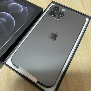 iPhone - iPhone12Pro 256GB graphite SIMフリー