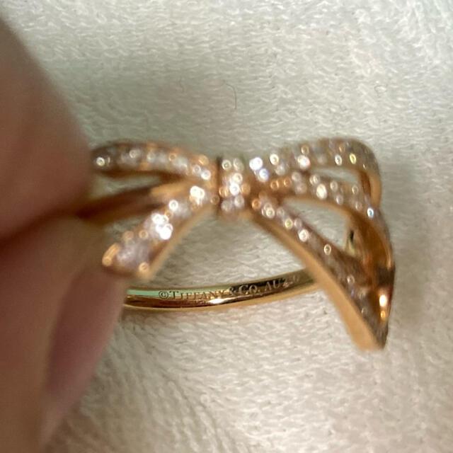 Tiffany & Co.(ティファニー)のTiffany ティファニーボウリング レディースのアクセサリー(リング(指輪))の商品写真