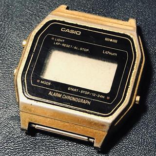 カシオ(CASIO)の80年代海外限定発売 カシオ A153G  アラームクロノグラフ(腕時計(デジタル))