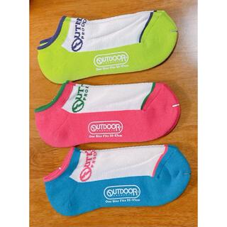 アウトドアプロダクツ(OUTDOOR PRODUCTS)のOUTDOOR PRODUCTS アウトドアプロダクツ靴下ソックス25-27cm(ソックス)