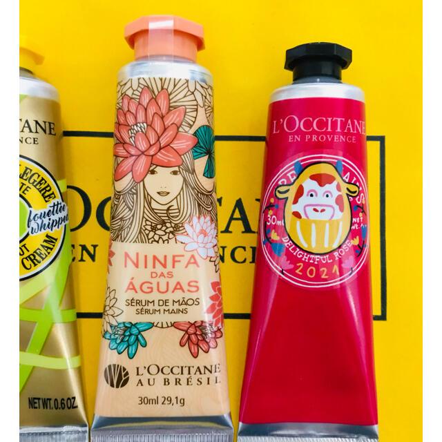 L'OCCITANE(ロクシタン)のロクシタン ハンドクリームセット コスメ/美容のボディケア(ハンドクリーム)の商品写真