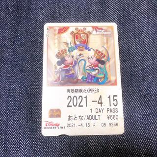 Disney - ディズニーランド 38周年 リゾートライン リゾラ