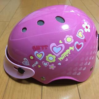 ブリヂストン(BRIDGESTONE)のブリヂストン 1歳〜 子供用 自転車ヘルメット 46〜52cm (ヘルメット/シールド)