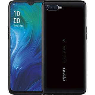 OPPO - 新品 OPPO Reno A ブラック CPH1983 6GB 64GB