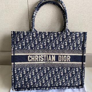 Dior - Diorディオールブックトート ネイビー トートバッグ