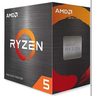 新品未開封 AMD Ryzen 5 5600X with Cooler 送料込み