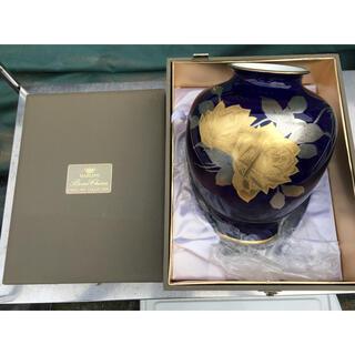 ナルミ(NARUMI)のナルミ ボンチャィナ 花瓶(花瓶)