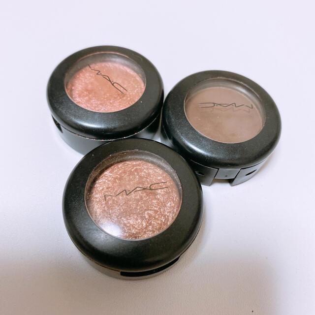 MAC(マック)のMAC アイシャドウセット コスメ/美容のベースメイク/化粧品(アイシャドウ)の商品写真