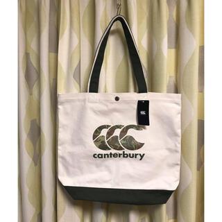 CANTERBURY - カンタベリー キャンバス トートバッグ