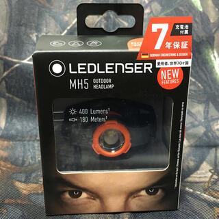 LEDLENSER - LEDLENSER MH5 NEW レッドレンザーヘッドライト