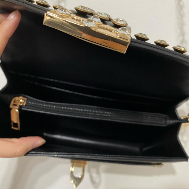 韓国系 チェーンショルダーバッグ レディースのバッグ(ショルダーバッグ)の商品写真