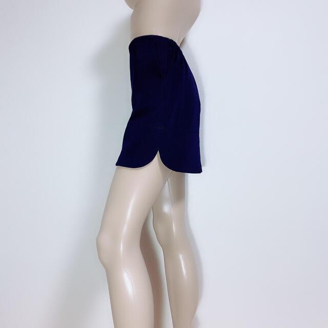 IENA(イエナ)の必需品♪イエナ ウール混シンプルスカート♡アンタイトル イネド レディースのスカート(ミニスカート)の商品写真