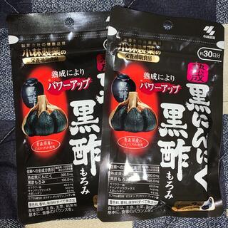 コバヤシセイヤク(小林製薬)の小林製薬 黒にんにく黒酢(その他)