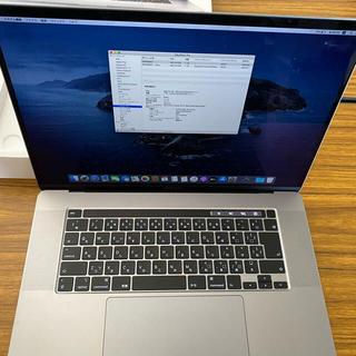 Mac (Apple) - MacBook pro 16インチ メモリ32GB SSD 1TB