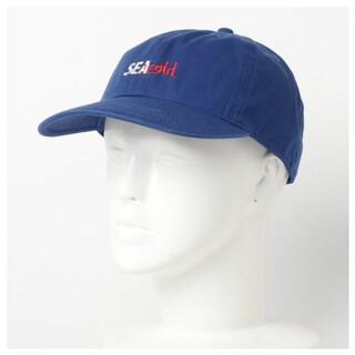 エックスガール(X-girl)のX-girl x WIND AND SEA 刺繍LOW CAP キャップ(キャップ)