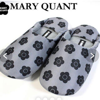 MARY QUANT - マリークワント room shoes 新品
