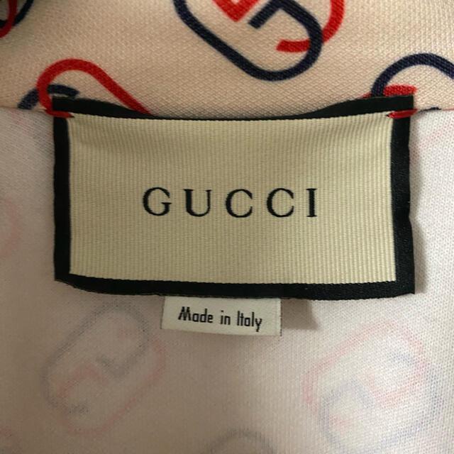 Gucci(グッチ)のGucci ジャージ メンズのトップス(ジャージ)の商品写真