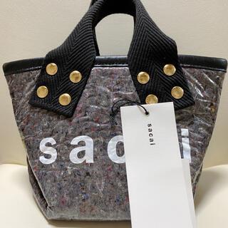 サカイ(sacai)の値下げ21ss sacai♡サウンドプルーフトートバック スモール(ハンドバッグ)