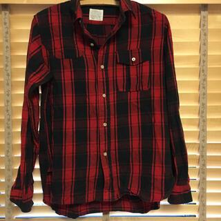 チャオパニックティピー(CIAOPANIC TYPY)のCIAOPANIC TYPY メンズチェックシャツ(シャツ)