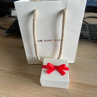 ジャムホームメイドアンドレディメイド(JAM HOME MADE & ready made)のJAM HOME MADE リアル ダイヤモンド ネックレス - ゴールド(ネックレス)