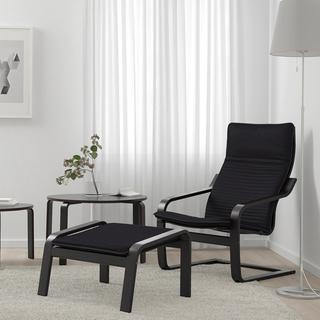 イケア(IKEA)の【大人気!】IKEA POÄNG ポエング パーソナルチェア(ハイバックチェア)