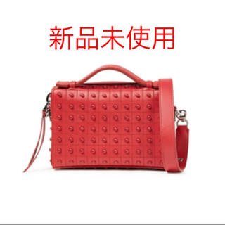 TOD'S - 新品未使用Tods スタッズつきバッグ