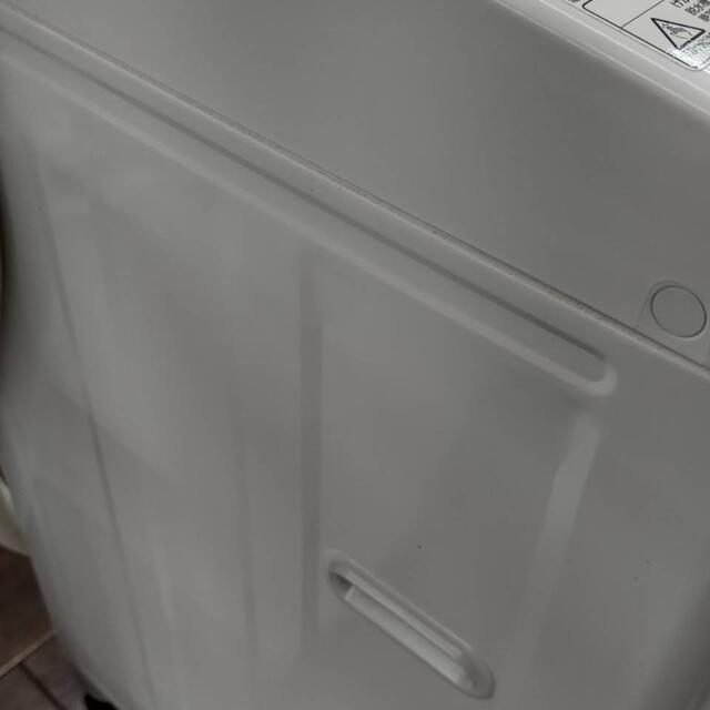Z48264 東芝 洗濯機 5.0kg AW-5G6 2018年 部屋干し 美品 スマホ/家電/カメラの生活家電(洗濯機)の商品写真