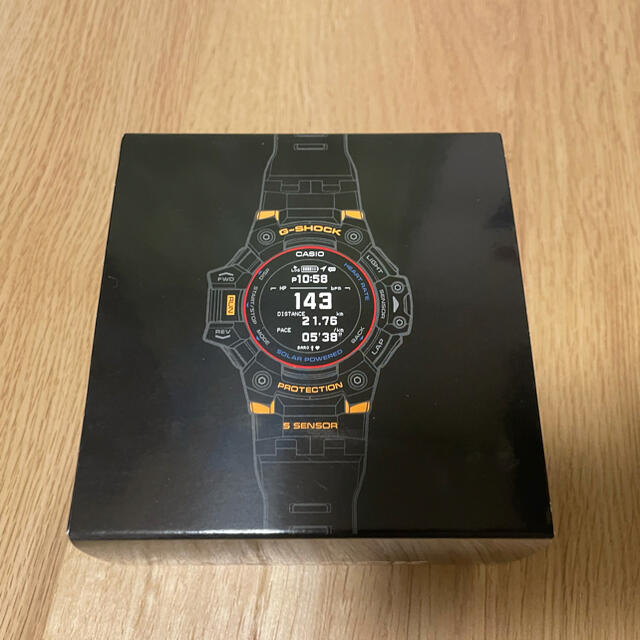 G-SHOCK(ジーショック)の【新品未使用】G-SHOCK GBD-H1000-1A4JR メンズの時計(腕時計(デジタル))の商品写真