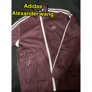 Alexander Wang - 正規品 adidas × アレキサンダーワン ジャージ トラックジャケット M