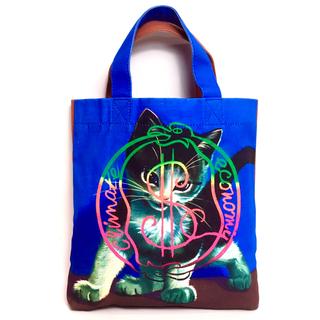 Vivienne Westwood - 極美品 ヴィヴィアンウエストウッド キトゥン 猫 トートバッグ