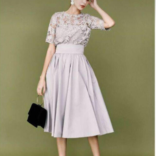 ラグナムーン(LagunaMoon)の大幅値下げ ラグナムーン ドレス(ミディアムドレス)